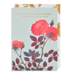 Graceful Grandma Sending You Lots of Love - Lagom Design