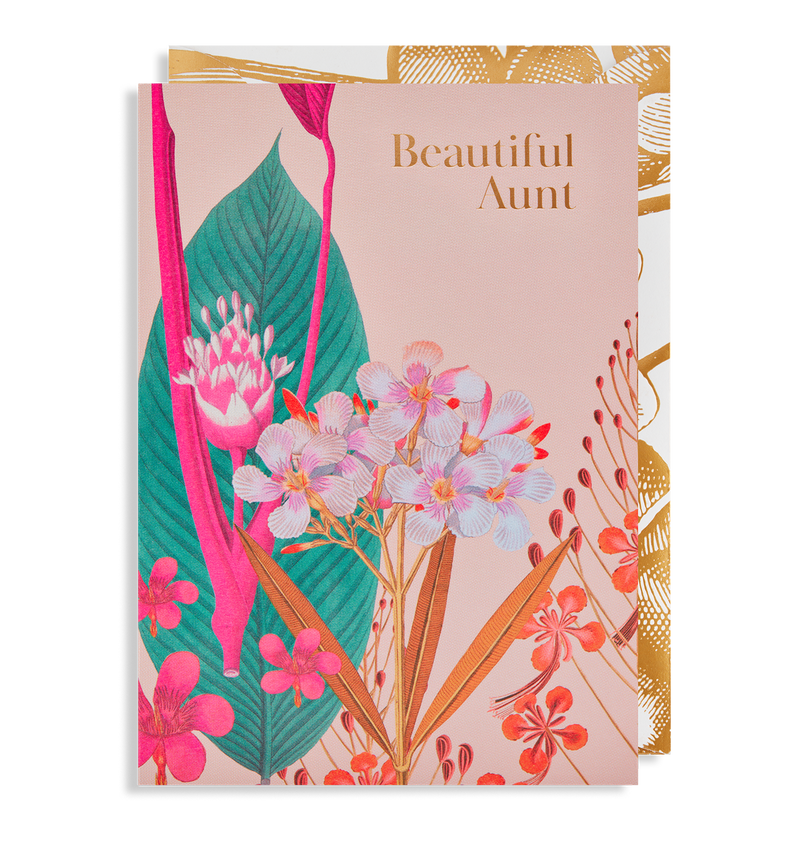 Beautiful Aunt - Lagom Design