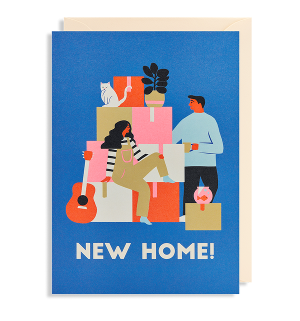 New Home! - Lagom Design