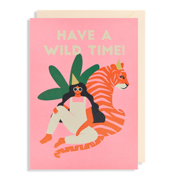 Have a Wild Time! - Lagom Design