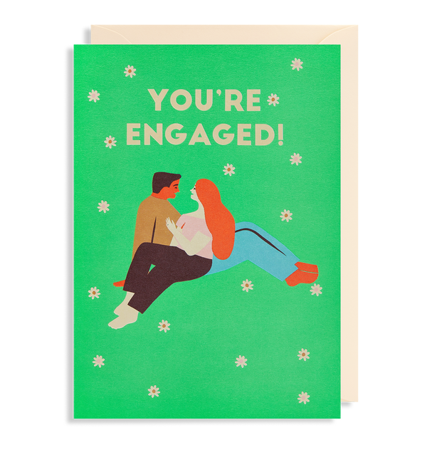 You're Engaged!