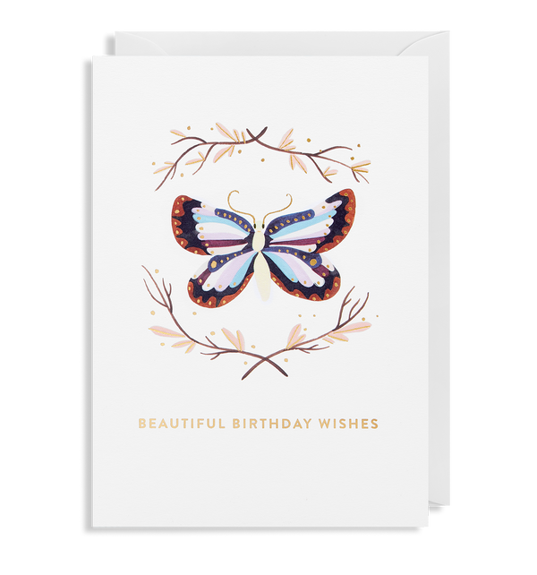 Beautiful Birthday Wishes - Lagom Design