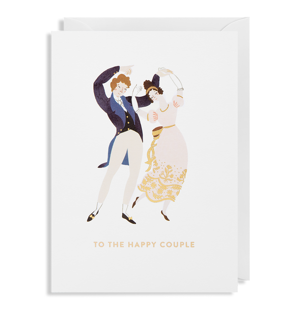 To The Happy Couple - Lagom Design