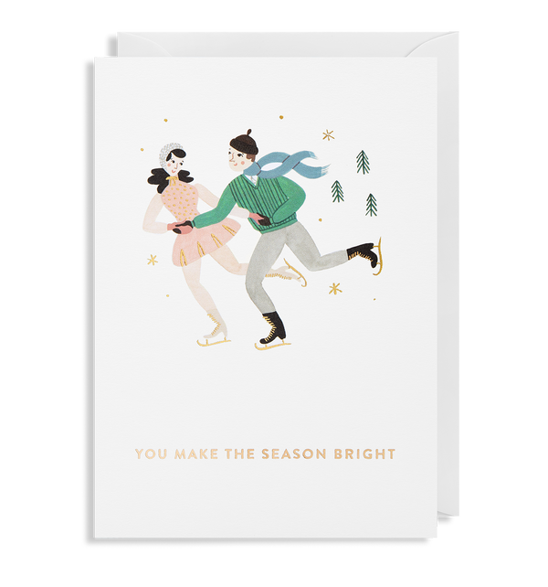 You Make The Season Bright - Lagom Design