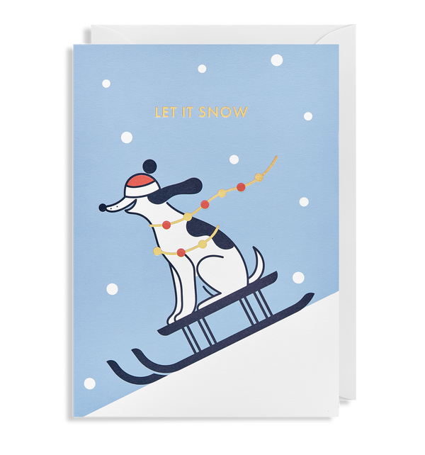 Let it Snow - Lagom Design
