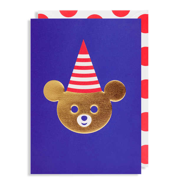 Party Bear - Lagom Design