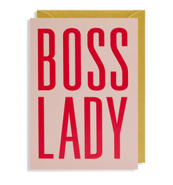 Boss Lady - Lagom Design
