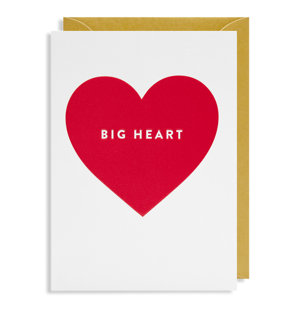 Big Heart - Lagom Design