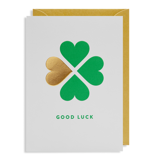 Good Luck - Lagom Design
