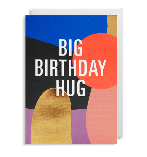 Big Birthday Hug - Lagom Design