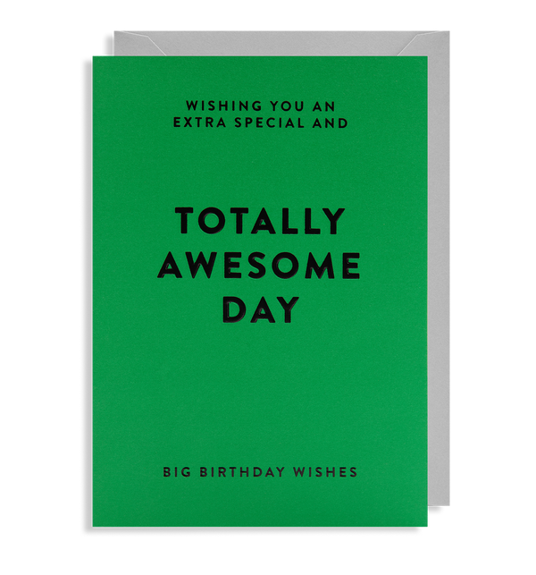 Totalty Awesome Day - Lagom Design
