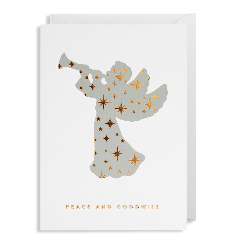 Peace and Goodwill - Lagom Design