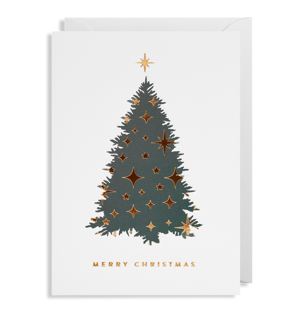 Merry Christmas Tree - Lagom Design