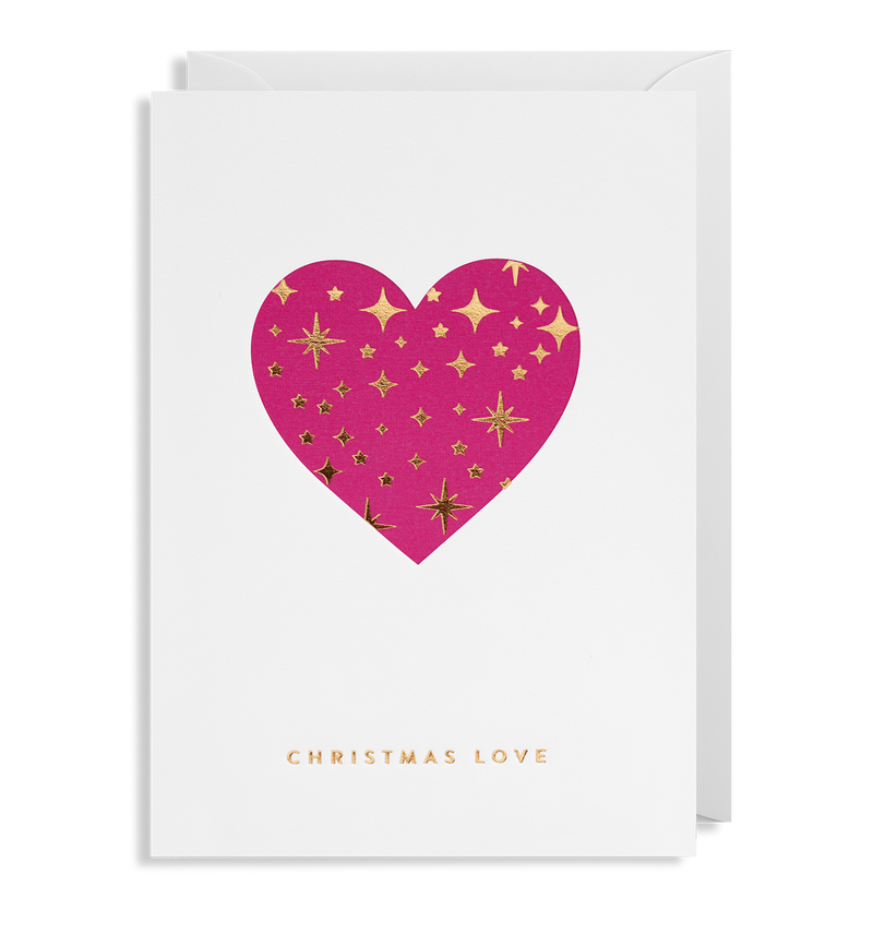 Christmas Love Heart - Lagom Design