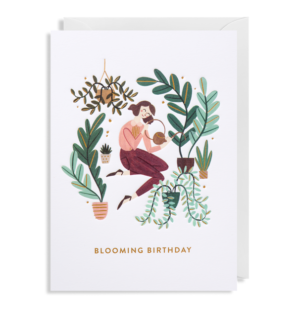 In Bloom: Birthday Card