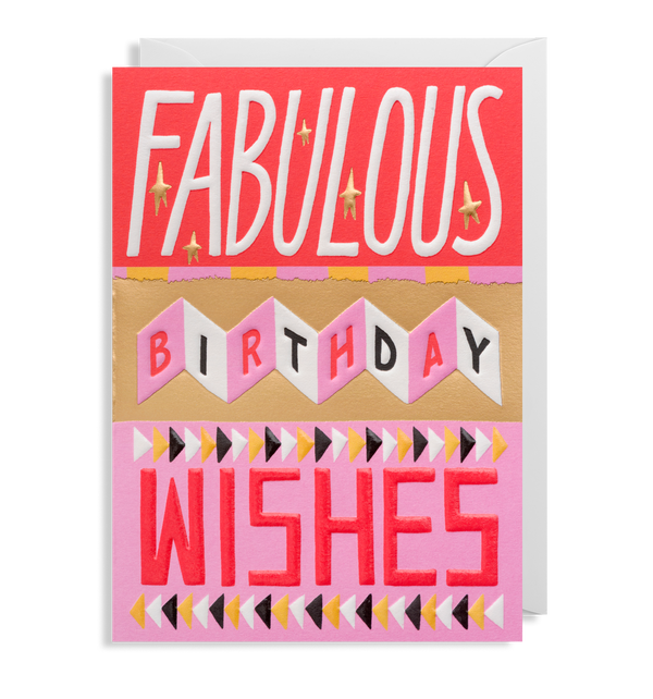 Fabulous Birthday Wishes