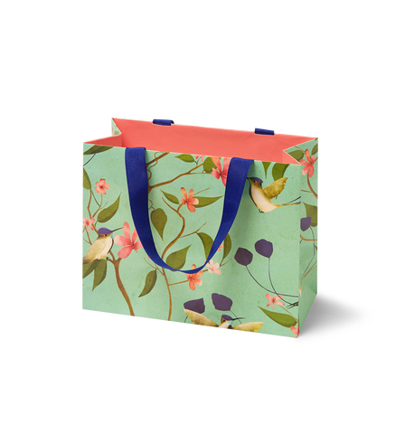 Small Hummingbird Gift Bag