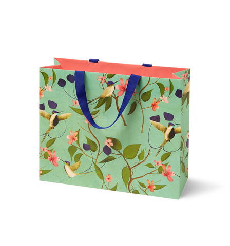 Medium Hummingbird Gift Bag