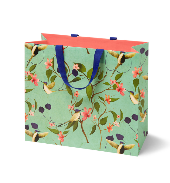 Large Hummingbird Gift Bag - Lagom Design
