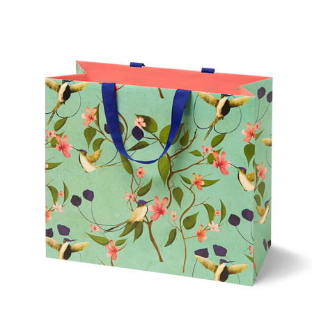 Large Hummingbird Gift Bag