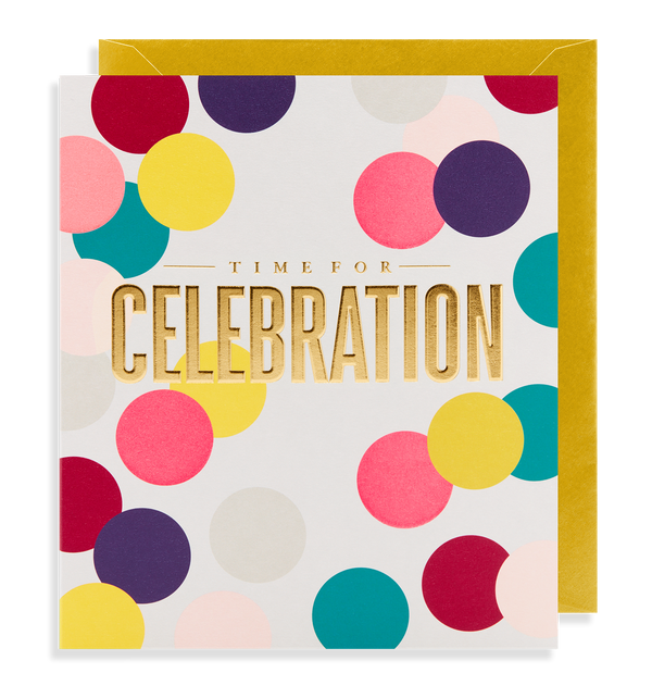 Time for Celebration - Lagom Design