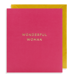 Wonderful Woman - Lagom Design