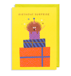 A Silly Surprise: Birthday Card