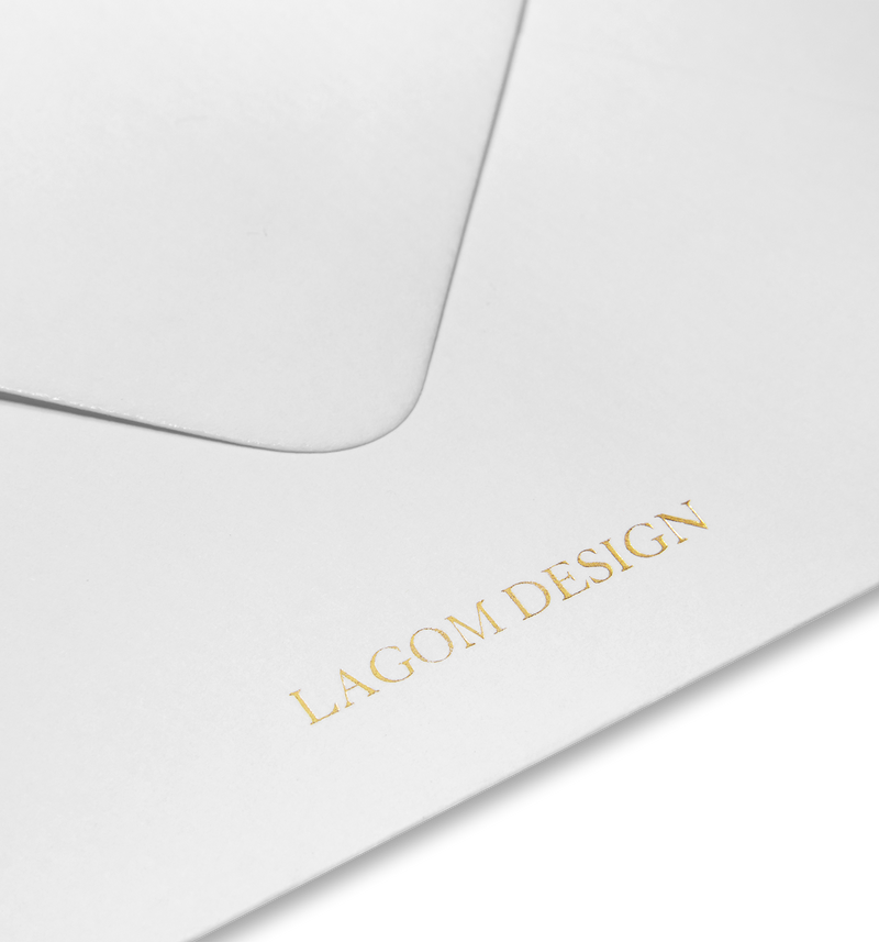 Just to Say... - Lagom Design