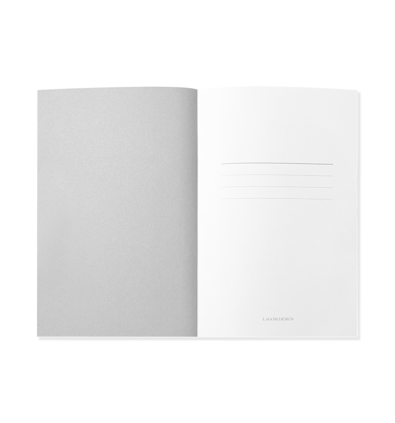 Check Notebook - Lagom Design