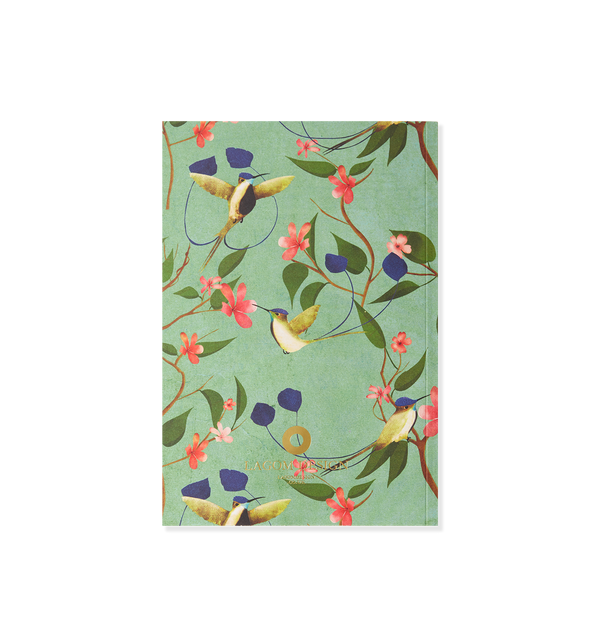 Hummingbird Notebook - Lagom Design