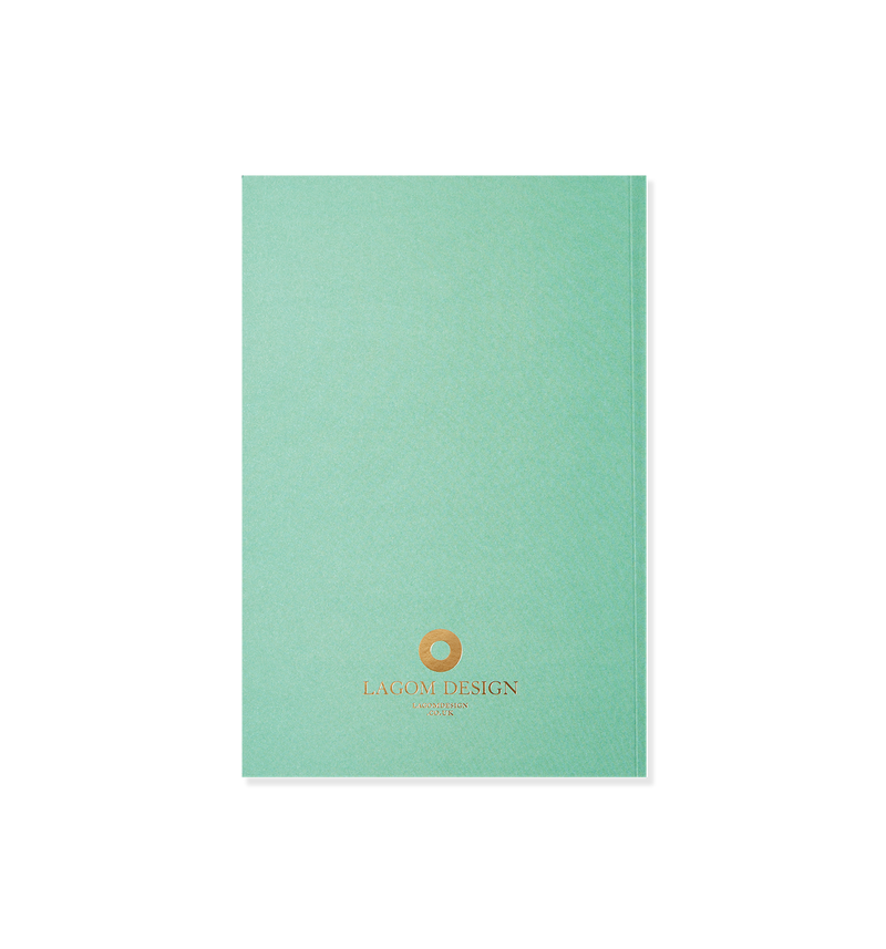 Notes and Scribbles Notebook - Lagom Design