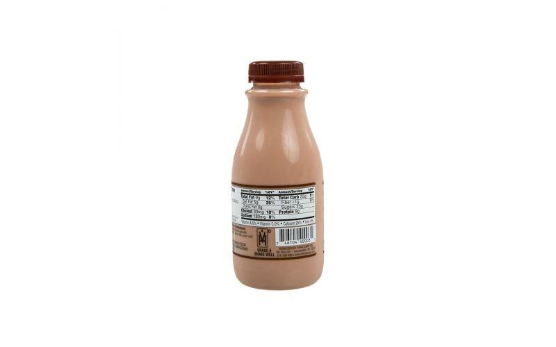 Bottled Creamline Chocolate Milk - Grocer Collective