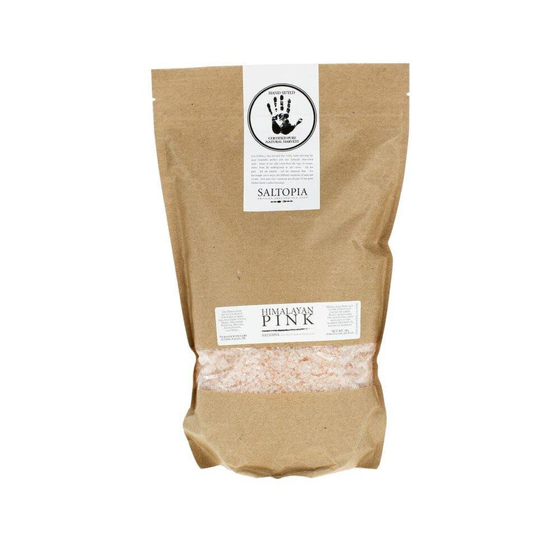 Himalayan Pink Sea Salt - Grocer Collective