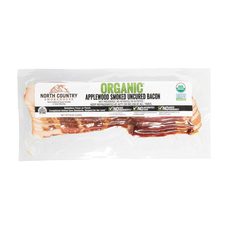 Organic Applewood Bacon - Grocer Collective