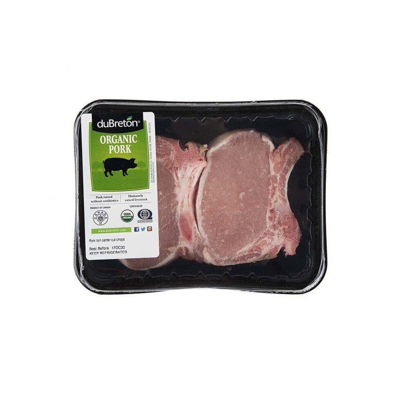 Organic Bone-in Pork Chops - Grocer Collective