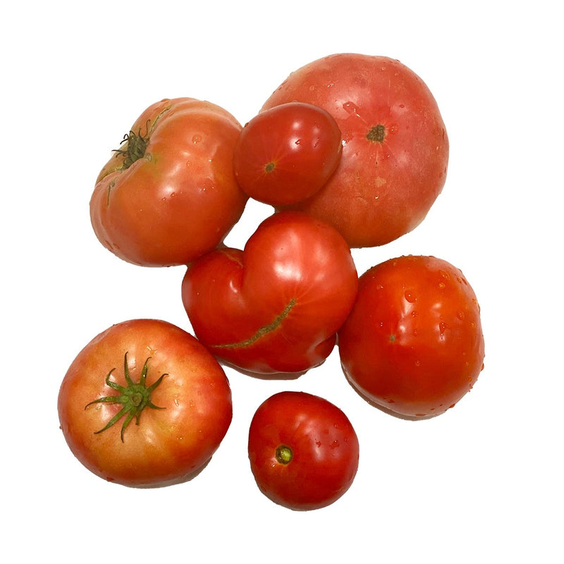 Organic Brandywine Tomatoes - Grocer Collective