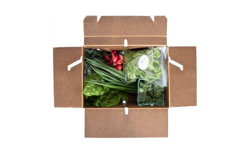 Organic CSA Box - Grocer Collective