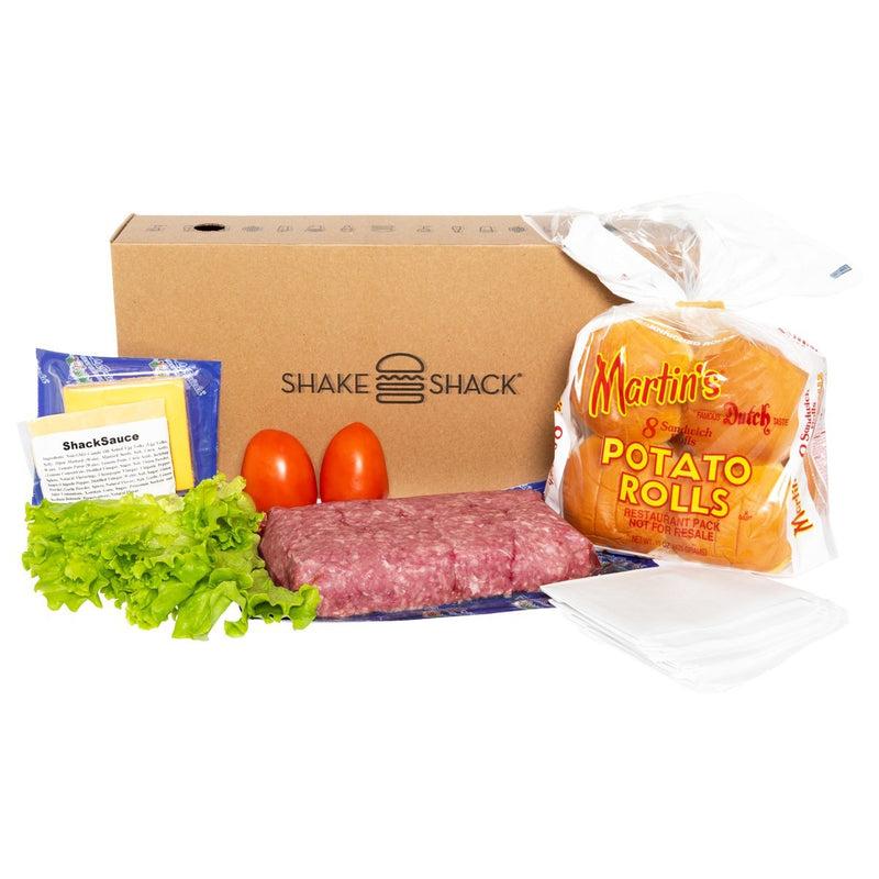 Shack Burger Kit - Grocer Collective