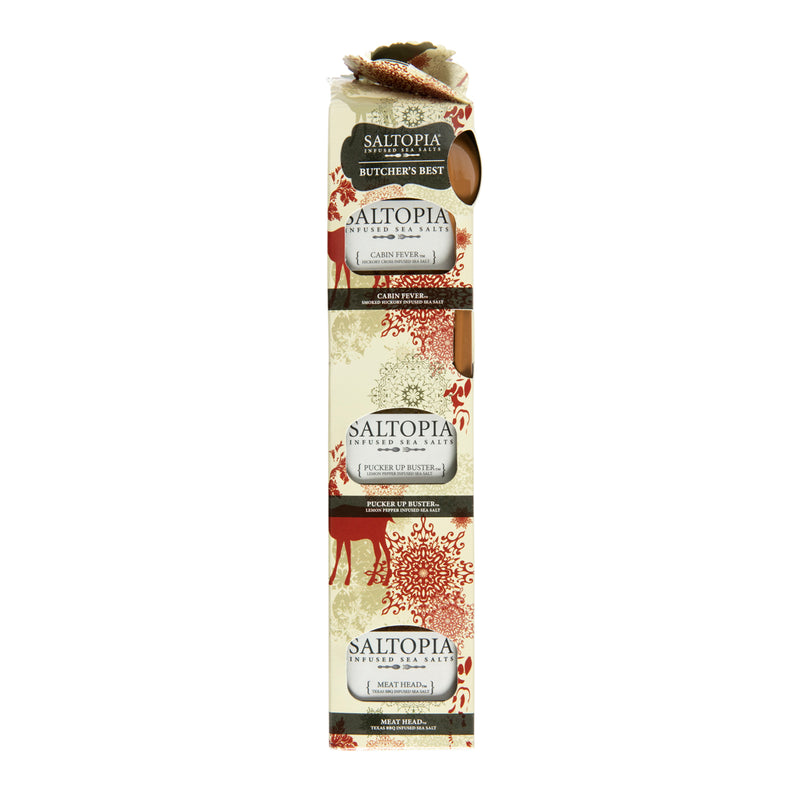 Butcher's Best Salt Gift Set