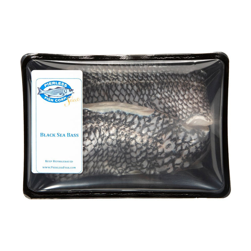 Wild Caught Black Sea Bass - Grocer Collective