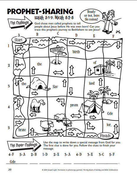 isaiah and micah coloring pages - photo#19
