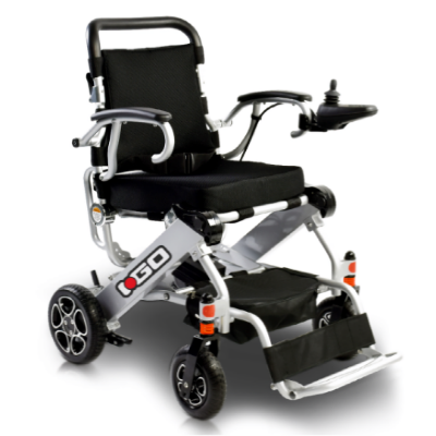 Folding portable electric wheelchair best price in Dubai and UAE