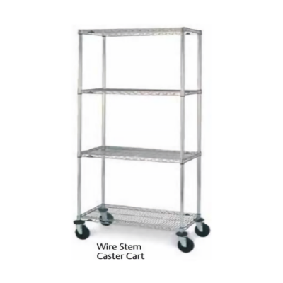Best stainless steel wire cart for hospital in Dubai UAE