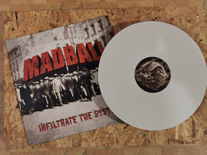 "Madball ""Infiltrate The System"" LP"