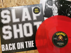 "Slapshot ""Back On The Map"" 12"""