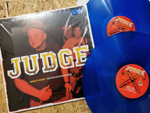 "Judge ""What It Meant"" Discography 2LP"