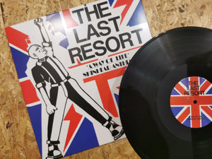 "The Last Resort ""A Way Of Life - Skinhead Anthems"" LP"
