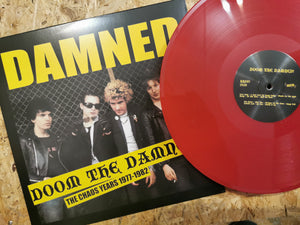 "The Damned ""The Chaos Years 1977-1982: Doom The Damned!"""