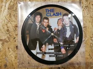 "The Clash ""the 1976 polydor demo"" picture 7"""