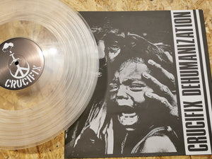 "Crucifix ""Dehumanization"" LP (col)"